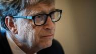 Hassfigur von Verschwörungstheoretikern: Microsoft-Gründer Bill Gates