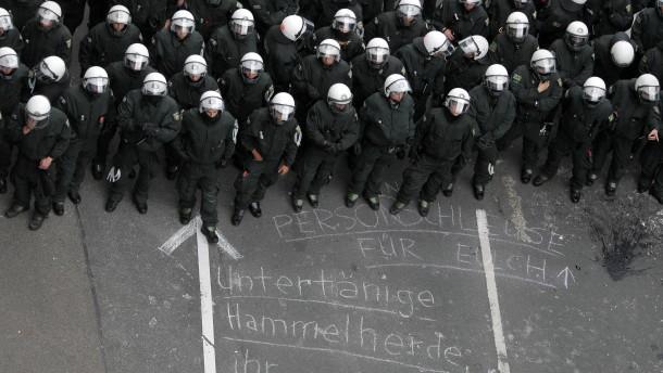 Polizei gerät nach Einsatz in Erklärungsnot