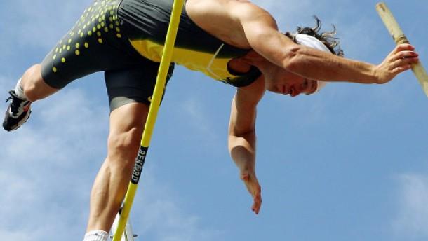Marek kündigt Olympiasieg 2012 an