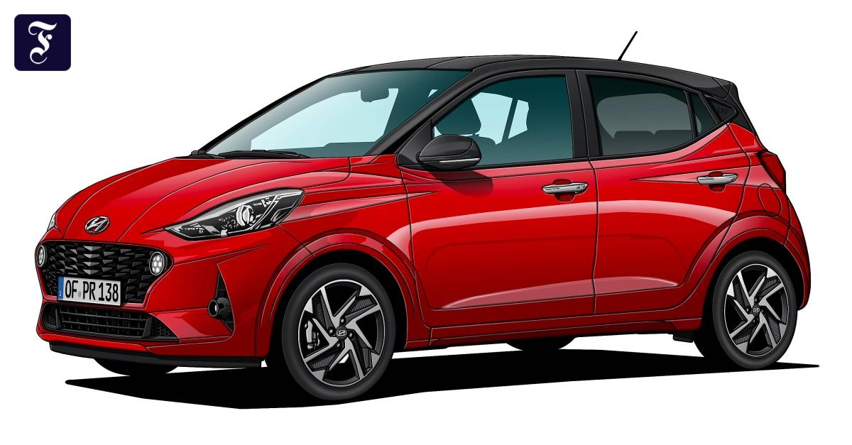 Fahrbericht Hyundai i10: Koreanische Kleinkunst