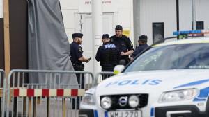 Mehrere Verletzte bei mutmaßlichen Schüssen in Kristianstad