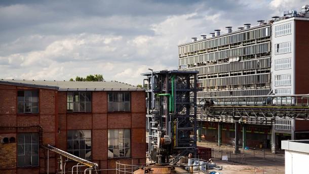 Offenbach treibt Innovationscampus voran