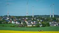 Ein Freiherr kämpft gegen den Windkraft-Wahn
