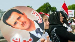 Syrien stimmt Chemiewaffenkontrolle zu