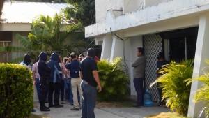 Razzia bei Briefkastenfirma-Kanzlei Mossack Fonseca