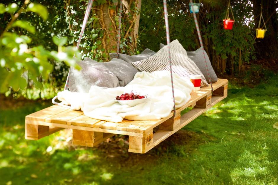 bilderstrecke zu wie man ganz leicht m bel aus paletten baut bild 1 von 5 faz. Black Bedroom Furniture Sets. Home Design Ideas