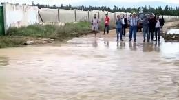 Heftige Regenfälle verwüsten Tunesien