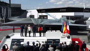 Europas künftiges Kampfflugzeug nimmt Formen an