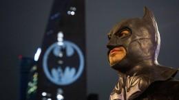 Ba-ba-ba-ba-Batman!