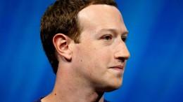 Zuckerberg soll als Aufsichtsratschef gehen