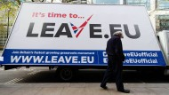Mehrheit der Briten will raus aus der EU