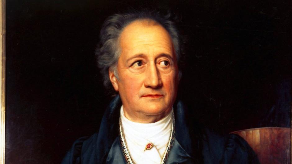 """Thomas Huber liest """"Hatem"""" von Johann Wolfgang von Goethe"""