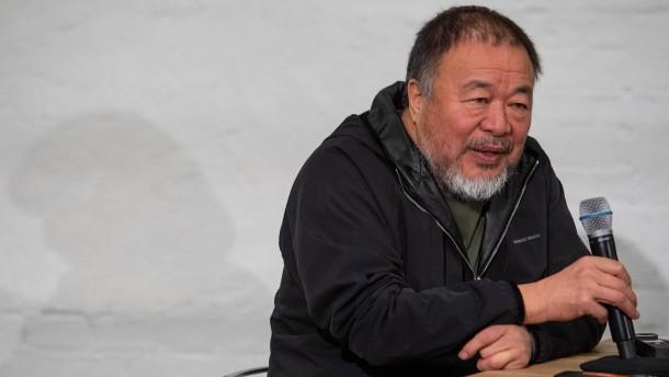 Ai Weiwei rechtfertigt brisante Aussagen