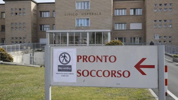 Zwei Menschen mit Verdacht auf Coronavirus gestorben