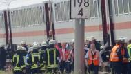 Passagiere stundenlang in IC eingeschlossen