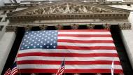 Ein Wall-Street-Insider wird oberster Börsenaufseher
