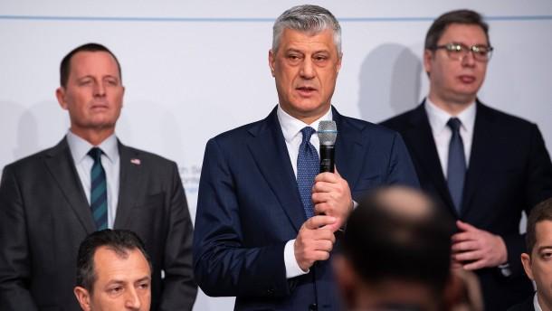 Neue Verkehrswege zwischen Serbien und Kosovo