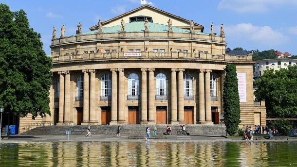 Saniert Stuttgart seine Oper für eine Milliarde Euro?