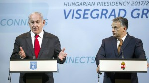 """Netanjahu findet Israel-Politik der EU """"absolut verrückt"""""""