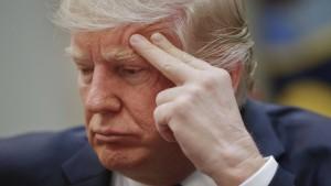 Droht Trump die Amtsenthebung?