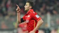 Union Berlin schlägt Braunschweig 2:0