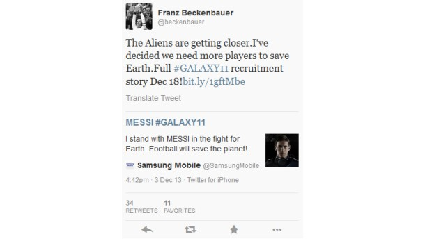 Twitter Beckenbauer