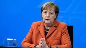 Merkel, die Ministerpräsidenten und das Notwendige