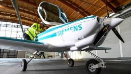 E-Flugzeug mit Siemens-Antrieb abgestürzt