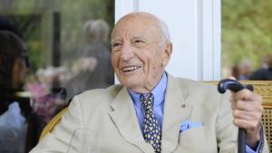 Der frühere Bundespräsident Walter Scheel ist tot