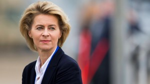 Die Außenministerin