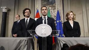 Der Albtraum der Eurozone