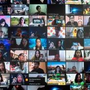 Der Blick auf's digitale Äußere: Videokonferenzen führen nicht immer zu gesteigerter Selbstliebe.