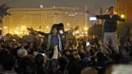 Proteste gegen Freispruch Mubaraks