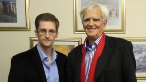 Grüne wollen Snowden-Anhörung vor Gericht erzwingen