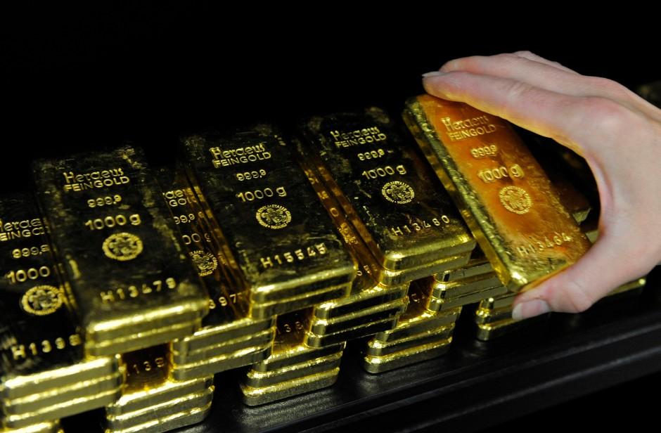 Goldpreis: Der trügerische Glanz des Goldes - Devisen & Rohstoffe ...