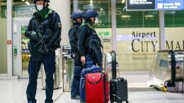 Hintergrund von Bombendrohung weiter unklar