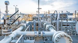 Nutzt Gazprom die Gaskrise, um Fakten zu schaffen?