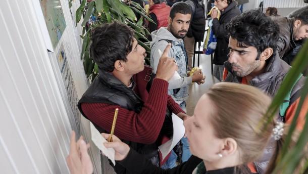 Asylbewerber dringend erwünscht