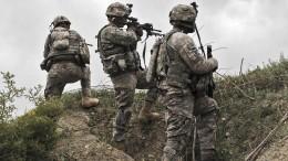 Bedingungsloser Abzug aus Afghanistan bis September
