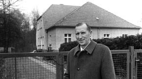 Pfarrer Uwe Holmer, Leiter der Hoffnungstaler Anstalten