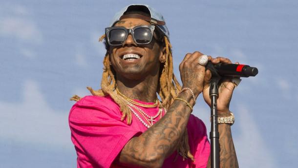 Lil Wayne drohen bis zu zehn Jahre Haft