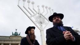 Berlin meldet die meisten antisemitischen Straftaten