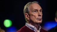 Michael Bloomberg erwägt offenbar Kandidatur für Präsidentenamt
