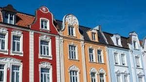 Deutsche haben größere Wohnungen