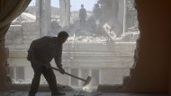 Obama: Syrien-Konflikt in meiner Amtszeit nicht mehr zu lösen