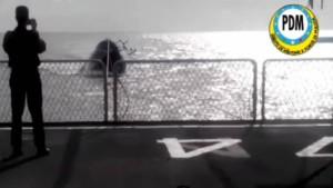 Italienische Soldaten schießen auf Flüchtlingsboot