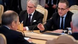 Aufruf zur Rettung des INF-Vertrags