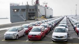 Trump vertagt Entscheidung über Autozölle