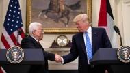 Trump will in Nahost-Konflikt vermitteln