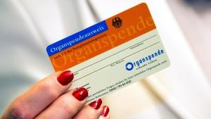 Warum in Deutschland so wenig Organe gespendet werden